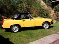 MG, MIDGET 1500, 1978, 1491 (cc) SOLD