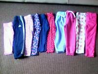 11 prs girls trousers