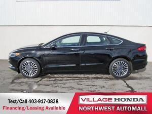 2017 Ford Fusion SE AWD | No Accidents | Luxury Package |