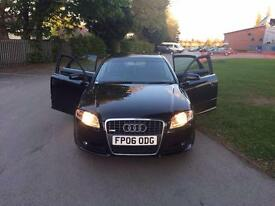 AUDI A4 S LINE 2.0 TDI ENGINE TWO OWNERS ONLY