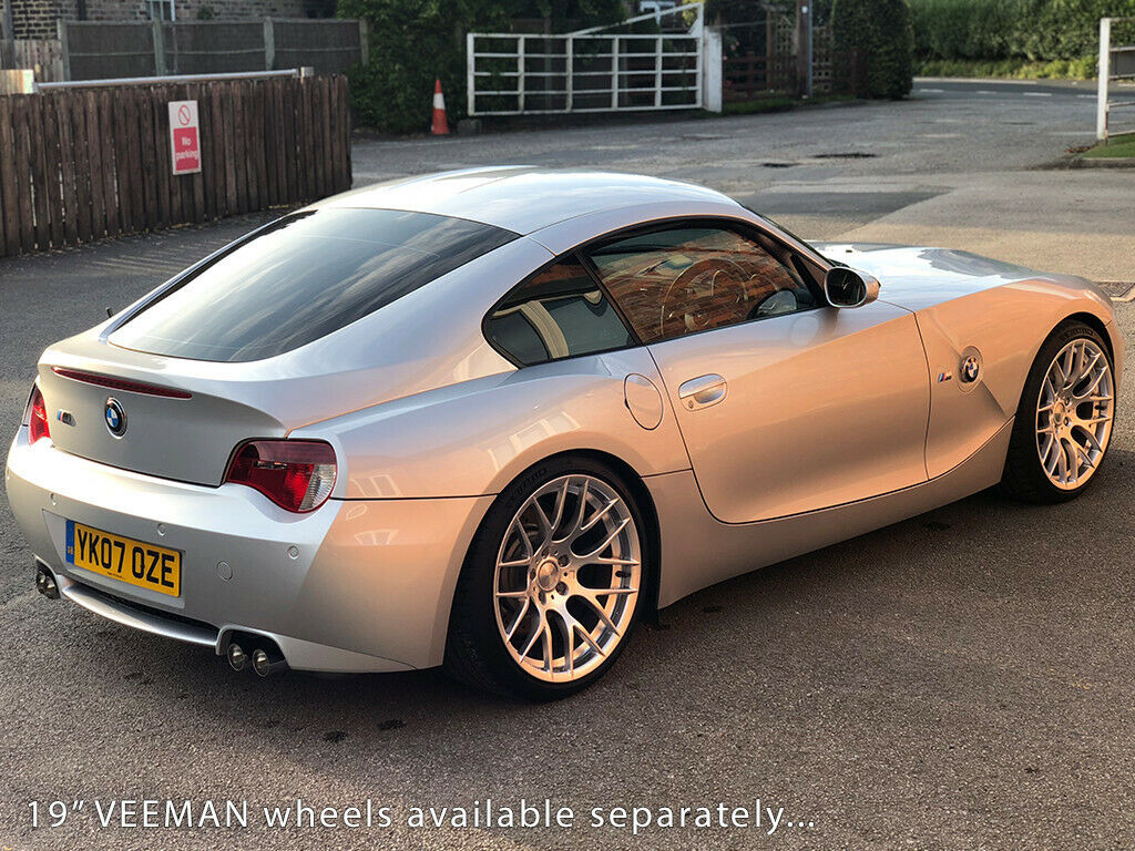 19 Quot Veeman Staggered Concave Bmw Z4 Csl Style Alloy