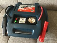 Silverstorm Jump Starter and Air Compressor for your car