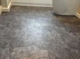 Lino Flooring, Vinyl Floor Tiles, Non Slip Vinyl, Laminate Flooring Fitters