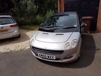 2005 Smart Forfour 1.5 CDI Pulse 5dr very cheep to run loads of service history