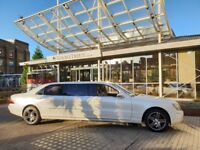 Limo Hire - bridal party hire - 8 seat limo hire - 7 seat hire - groomsmen car hire - Rolls Royce