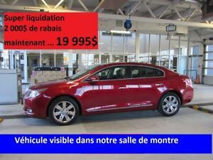 2013 Buick LaCrosse Ultra Luxury Group IMPECCABLE BSA KM