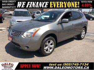 2009 Nissan Rogue SL 2.5L | AWD | 1 OWNER | HEATED SEATS | 121 K