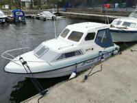 SKEETER 550c CRUISER / FISHING BOAT