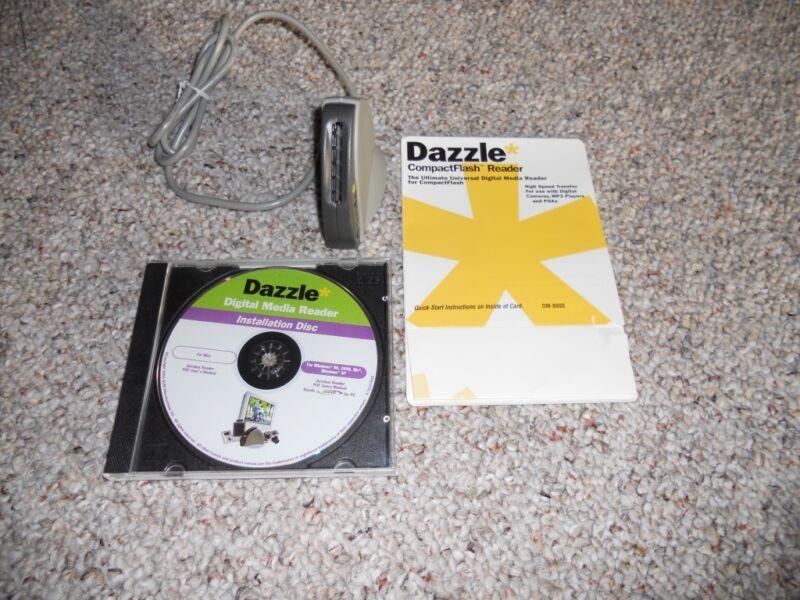 Dazzle Compact Flash Reader