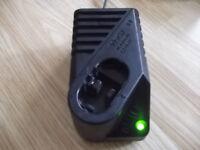 7,2 volt - 14,4 volt Bosch charger