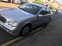 Mercedes Benz c-class auto only £790