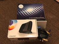 BT, O2 and Linksys wireless hub
