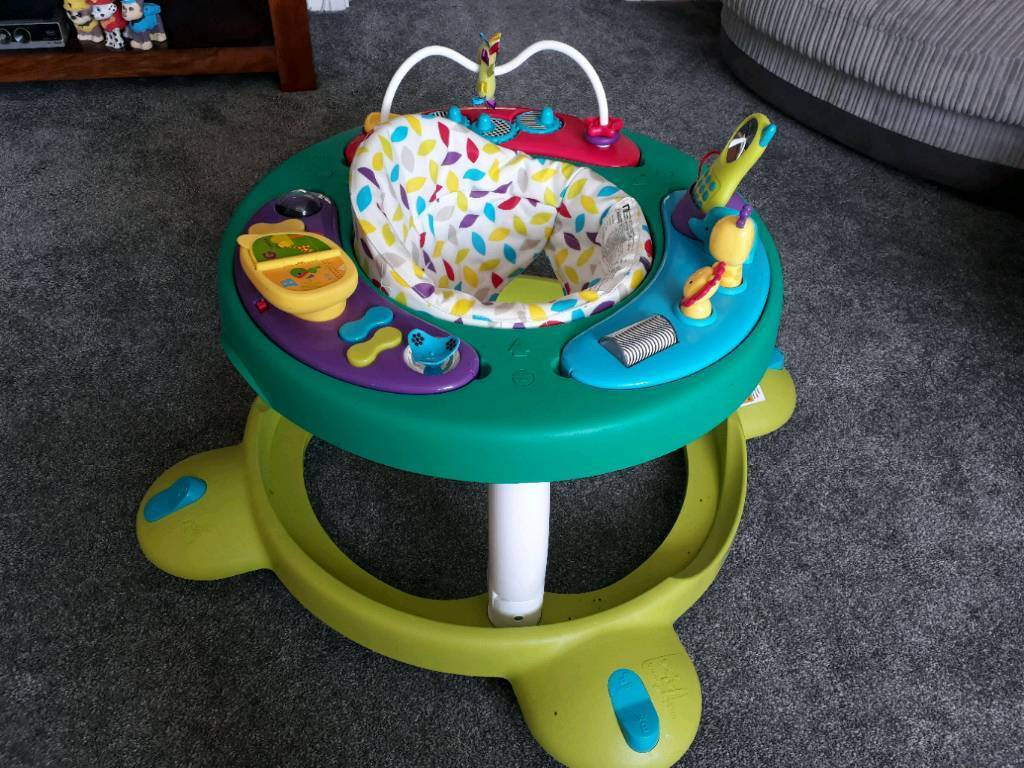 Mothercare Collapsible Baby walker with sounds