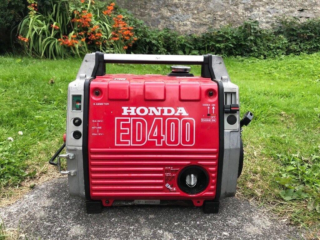 Honda ED400 12/24 volt d c  generator (not 240 volt a c )   in Aberdeen    Gumtree