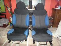 Campervan/Motorhome seats. Sprinter/Crafter T5 LD etc.