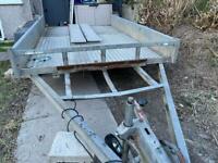 3500 kg Plant trailer