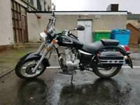 125cc Kinroad 2010