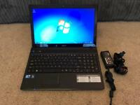 ACER ASPIRE 5742 LAPTOP 15.6 inch screen - Beautiful condition - 180GB SSD - WIN 7 PRO