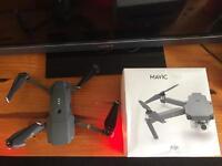 DJI Mavic Pro + 2x batteries