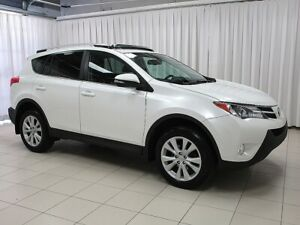 2015 Toyota RAV4 LIMITED AWD IN PRISTINE CONDITION AND FULLY LOA