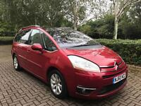 CITROEN C4 GRAND PICASSO 1.6 HDI EGS EXCLUSIVE AUTO 7 SEATER