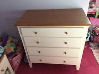 Mothercare Chest of drawers Excellent condition