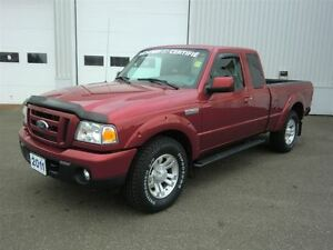 2011 Ford Ranger Sport-4X4-AT0-CERTIFIED