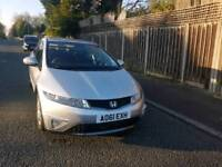 Honda Civic 1.8 i-VTEC Hatchback 5dr low mileage