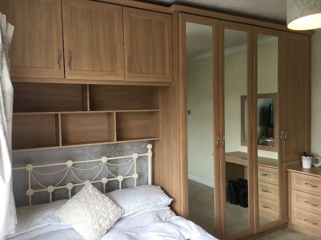 Fitted wardrobes , drawers , dressing table
