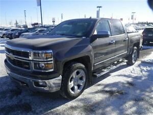 2014 Chevrolet Silverado 1500 LTZ 4X4 NAV Leather Remote Start