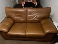 3-Set Leather Sofa (3, 2 and 1 Seater)