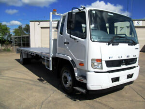 Fuso 1627 TRAY C/PINS Glanmire Gympie Area Preview