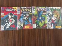 Venom marvel comics collection vgc £20 Spiderman