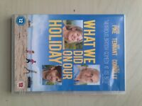 what we did on our holiday DVD for sale
