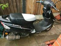 Pulse 50CC scooter **2014 model**