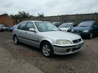 2001 HONDA CIVIC 1.4,, BARGAIN PRICE,, EXCELLENT RUNNER,,