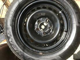 Spare wheel for mercedes