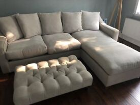 Couch Sofabed with Memory Foam Mattress