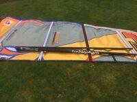 TUSHINGHAM CARBON 45 SDM MAST 400cm