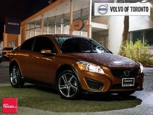 2013 Volvo C30 T5 Premier A *BTooth, Sunroof, Climt*