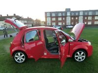 2010 PROTON SAVVY STYLE RED , 63349 miles NEW 2017 mot nice clean smart car