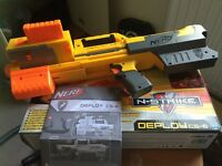Nerf guns , Deployer and fury fire