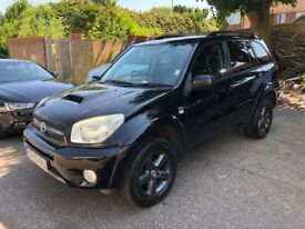2005 Toyota RAV4 4WD (category d )