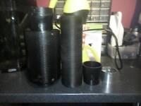 Aftermarket pod air filter