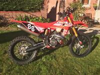 Beta RR 250 2016 with Rekluse clutch