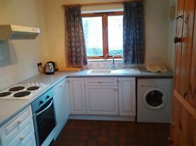 one bedroom cottage in Dryslwyn furnished or unfurnished