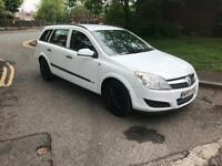 2007 VAUXHALL ASTRA ESTATE 1.7L DIESEL FOR SALE