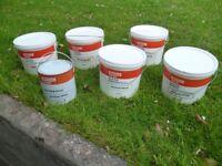 Silk Vinyl and Gloss paint(job lot)