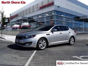2013 Kia Optima EX Turbo