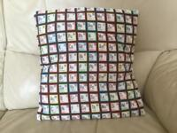 Science periodic table cushion